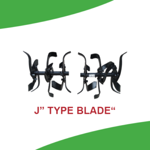 J-type-blades