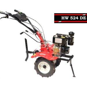 Power weeder HW 524 DE